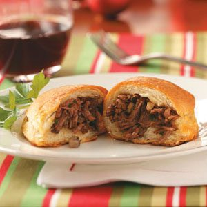 Mini Beef Wellingtons Recipe