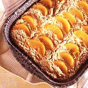 Old-Fashioned German Coffee Cake Recipe