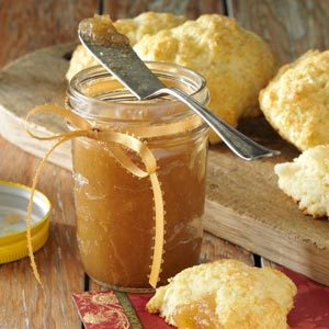 Stovetop Apple Butter Recipe