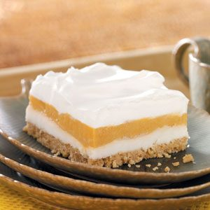 Butterscotch Bliss Layered Dessert Recipe