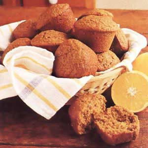 My Favorite Bran Muffins Recipe