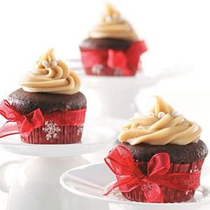 Candy Bar Cupcakes Recipe