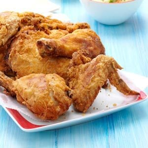 Picnic Fried Chicken Recipe