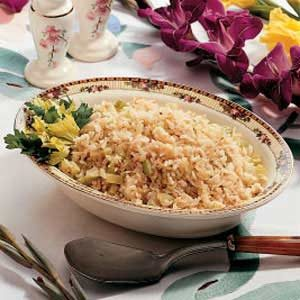 Sesame Rice Recipe