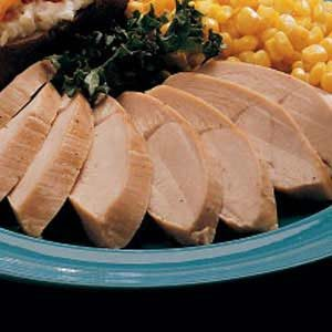 Marinated Turkey for Two Recipe