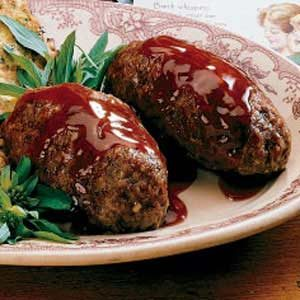 Individual Meat Loaves Recipe