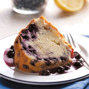Blueberry Bounty Cake Recipe