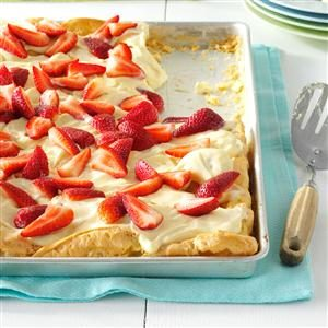 Strawberry Bliss Recipe