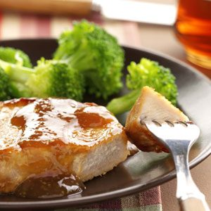 Down-Home Pork Chops Recipe