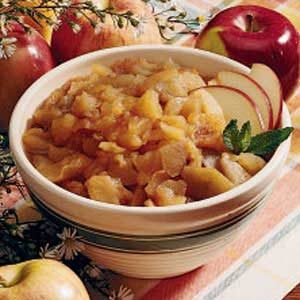 Baked Applesauce Recipe