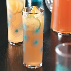 Lemon Lime Almond Tea