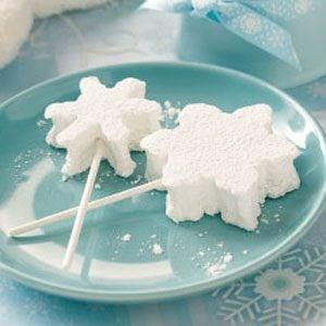 Homemade Marshmallow Pops