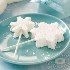 Homemade Marshmallow Pops Recipe