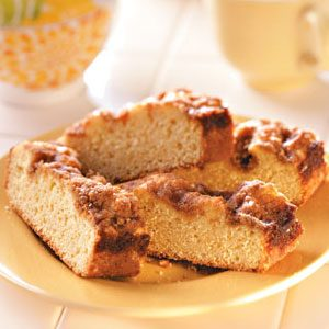 Cinnamon Spiced Coffee Cake