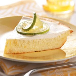 Lime Cheesecake Recipe