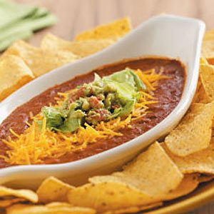 Quick Chili Cheese Dip Recipe
