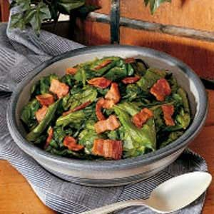 Spinach Greens Recipe