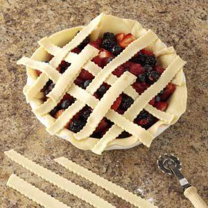Berry Patch Pie Recipe