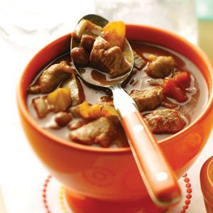 Chunky Chipotle Pork Chili Recipe