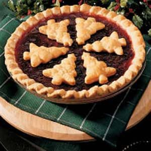 Easy Cranberry Pie Recipe