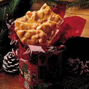 Macadamia Almond Brittle Recipe