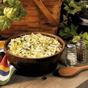 Nine-Day Coleslaw Recipe