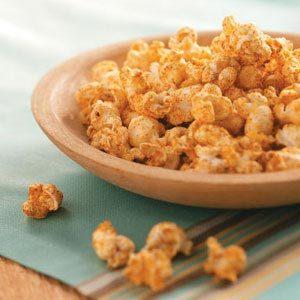 Buttery Cajun Popcorn Recipe photo by Taste of Home