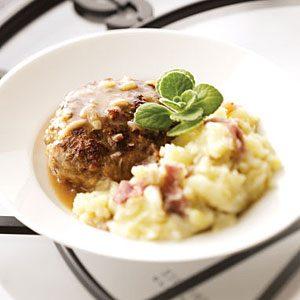 Hearty Salisbury Steaks Recipe