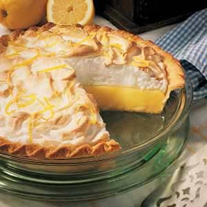 World's Best Lemon Pie Recipe