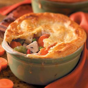 Savory Chicken Potpie