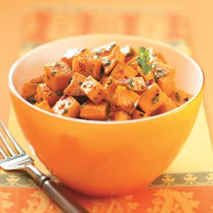 Chipotle Sweet Potatoes Recipe