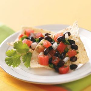 Zippy Watermelon Salsa Recipe