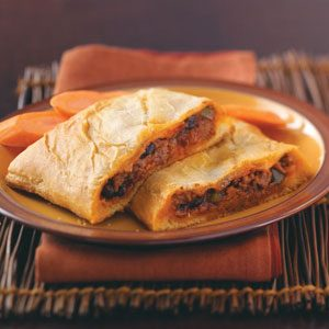 Sloppy Joe Calzones Recipe