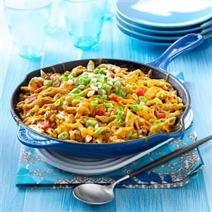 Family-Favorite Cheeseburger Pasta Recipe