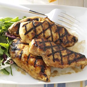 Orange-Spiced Chicken Recipe
