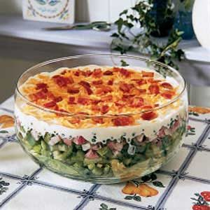12-Hour Salad Recipe