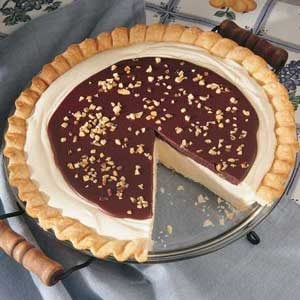 Peanutty Pie Recipe