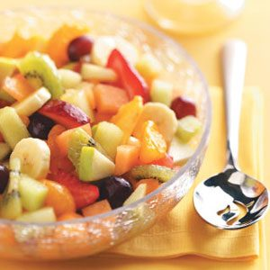Lemonade Pudding Fruit Salad Recipe