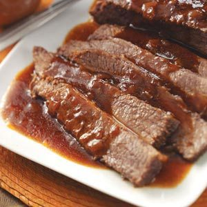 Barbecue Beef Brisket Recipe