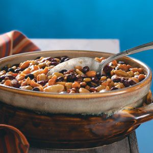Slow-Cooked Pork & Beans Recipe