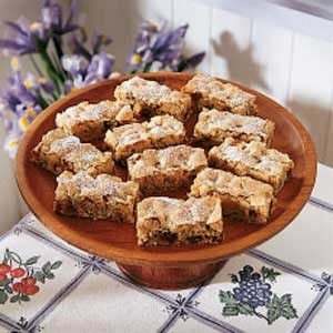 Date Nut Bars Recipe
