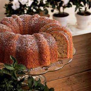 banana bundt cake bananas n bundt cake recipe taste of home 1474
