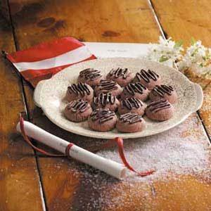 Sacher Torte Cookies Recipe