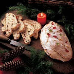 Old-Fashioned Stollen