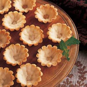 Sandbakkelse (Sand Tarts) Recipe