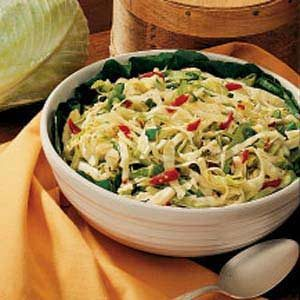Marinated Slaw Recipe