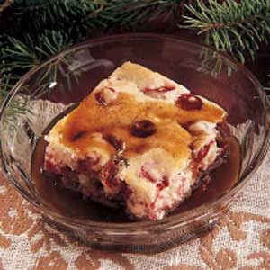 Cranberry Pudding Recipe