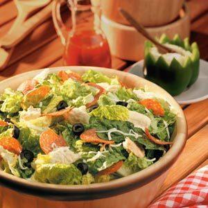 Pizzeria Salad Recipe