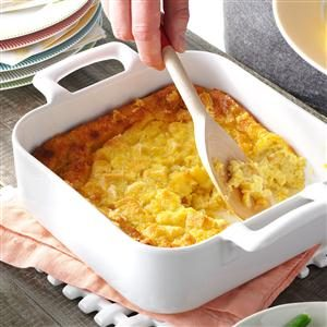 Grandmother's Corn Pudding Recipe