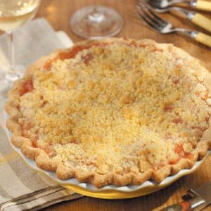 Deep Dish Georgia Peach Pie Recipe